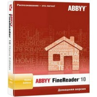 ABBYY FineReader 10 Home Edition KEY