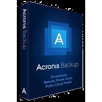 Acronis Cyber Backup Standard Workstation