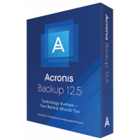 Acronis Cyber Backup Standard Workstation