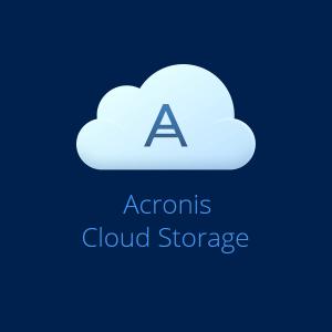 Хранилище для резервных копий Акронис