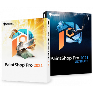 PaintShop Pro 2021 + Ultimate