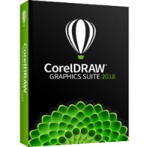 CorelDRAW GS 2018