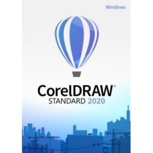 CorelDRAW STD 2020