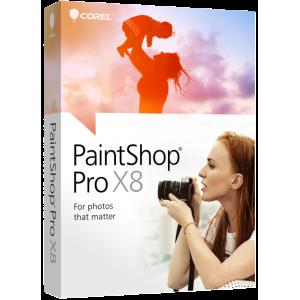 PaintShop Pro X8 Corporate Edition License