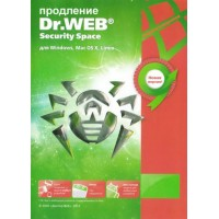 Продление Dr.Web Security Space