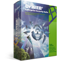 Dr.Web Desktop Security Suite Complex Protection