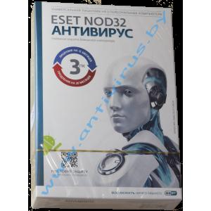 NOD32 ESET Antivirus universal licence, base and renewal.