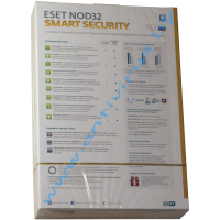 ESET NOD32 Smart-Security box