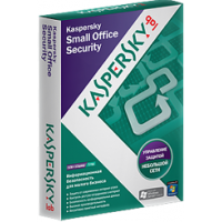 Kaspersky Small Office Security продление
