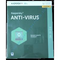 Kaspersky Antivirus продление