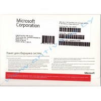 Windows Pro 7 SP1 Russian 1pk OEM DVD