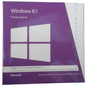 Windows 8.1 RUS [WN7-00938]