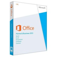 Office Home and Business 2016 32/64 Russian CEE Only DVD