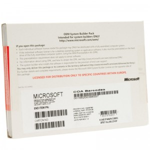 Windows Pro 8.1 RUS DVD
